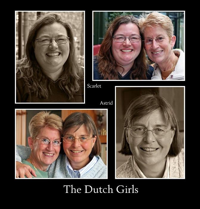 photoblog image The Dutch Girls