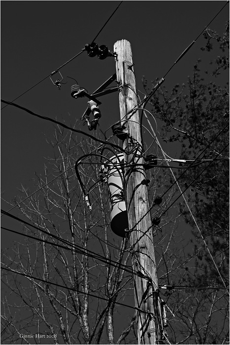 photoblog image Connected