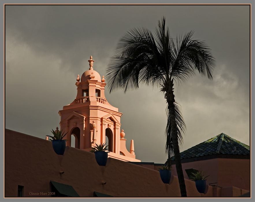 photoblog image The Pink Palace of the Pacific