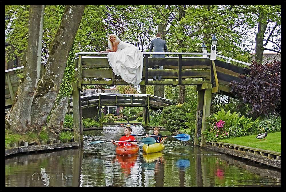 photoblog image A Boat-Friday Fairy Tale