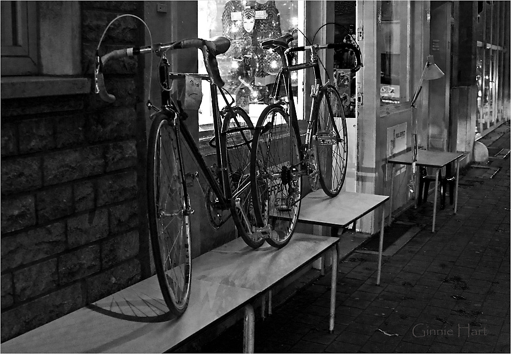 photoblog image Bikes in Antwerp:  1/3