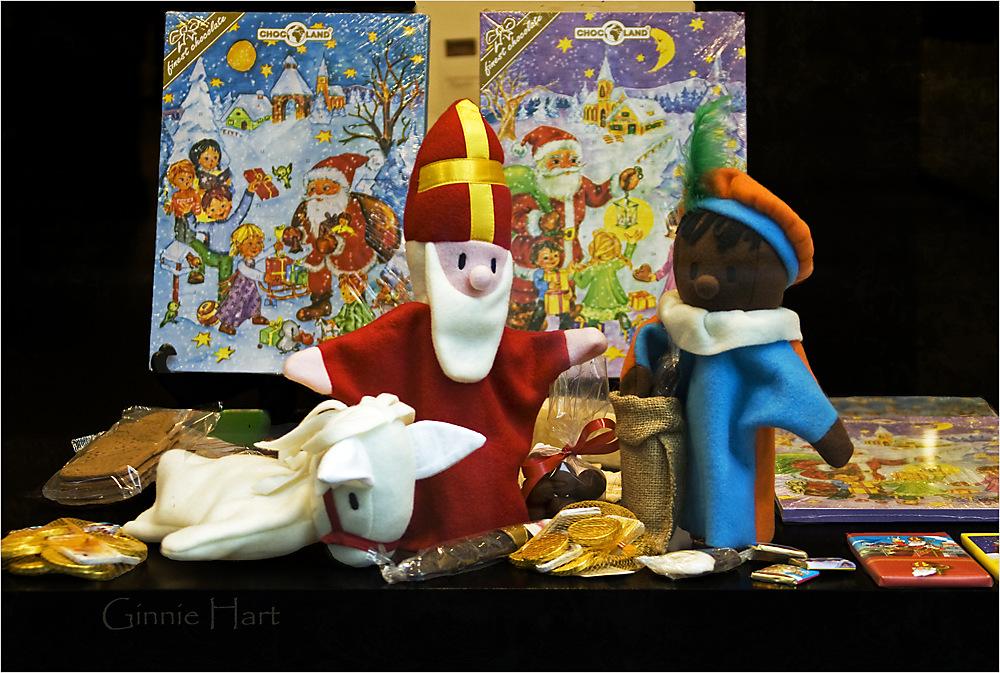 photoblog image Sinterklaasdag