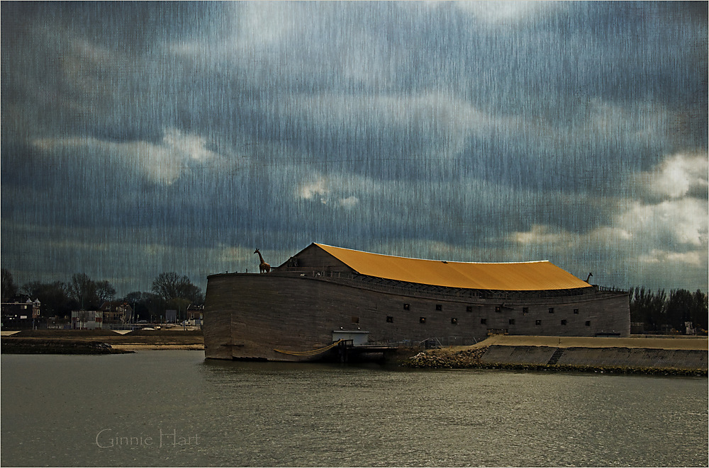photoblog image Noah's Ark