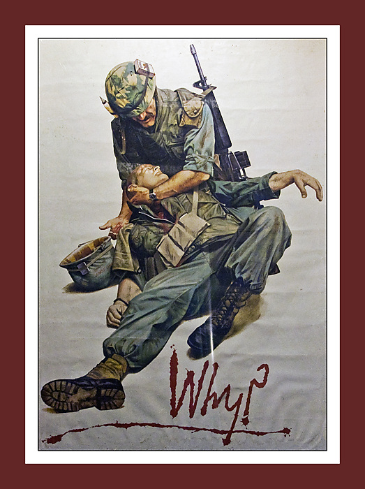 photoblog image Why War?