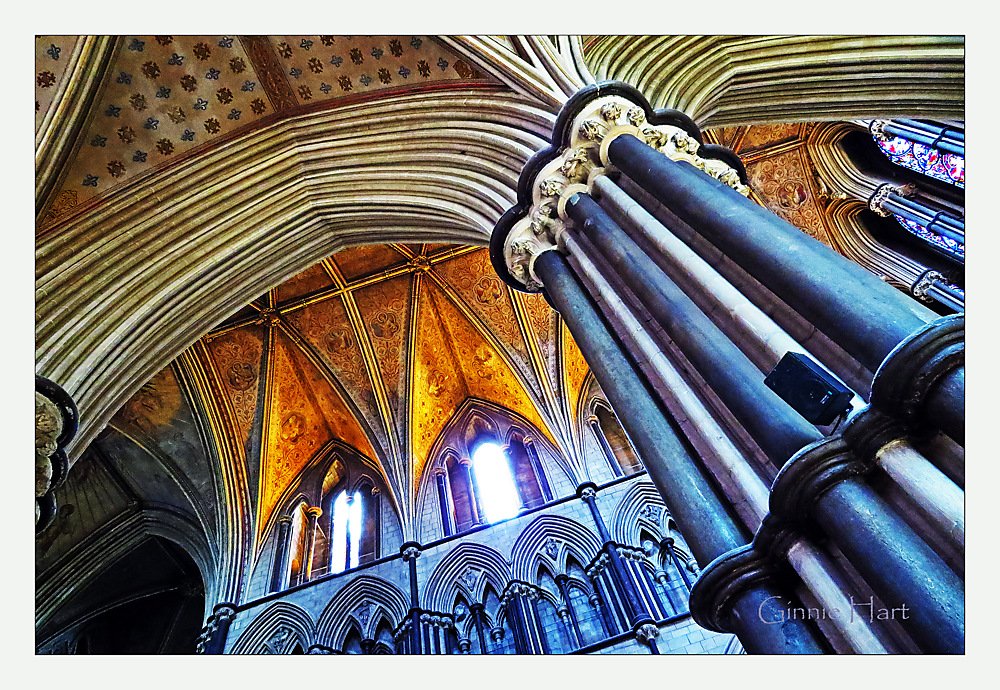 photoblog image Worcester Cathedral