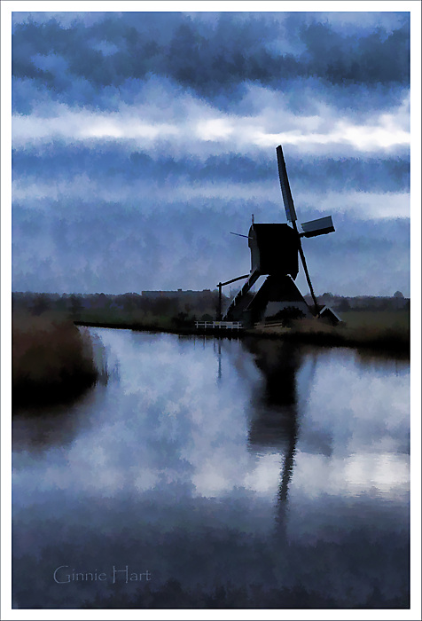 photoblog image Windmill Friday
