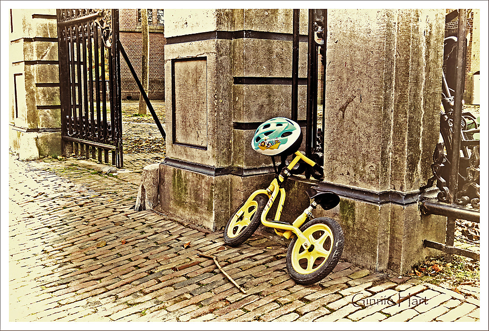 photoblog image Bike Friday